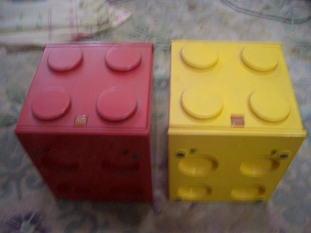 激安スタート LEGO/レゴ  中古CDケース 2個セット 早いものがち_画像3