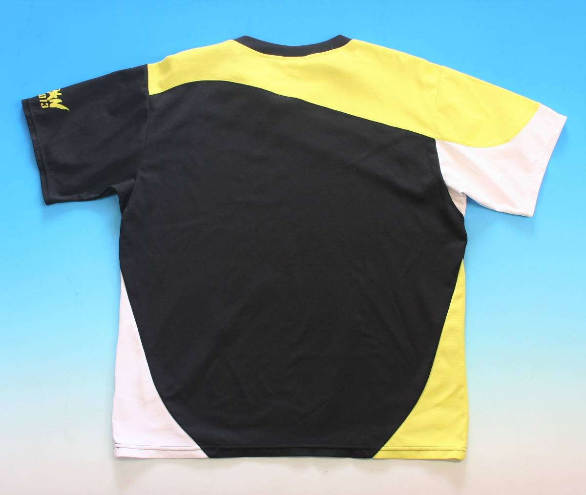 非売品★ MIZUNO(ミズノ)ソフトテニス日本代表 JAPAN ゲームシャツ(レッド)+プラシャツの2枚組_画像7