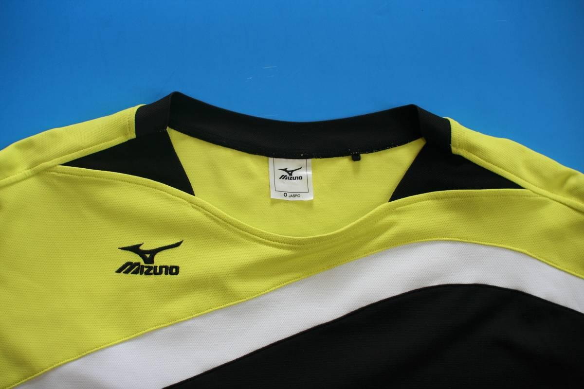 非売品★ MIZUNO(ミズノ)ソフトテニス日本代表 JAPAN ゲームシャツ(レッド)+プラシャツの2枚組_画像8