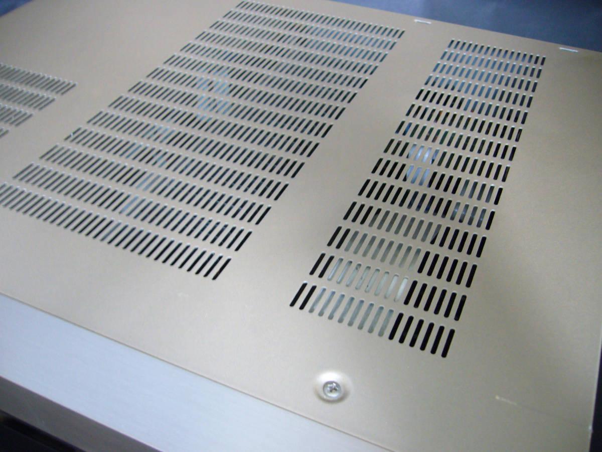 Pioneer パイオニア AVアンプ VSA-D6【美品】ゴールド_画像5