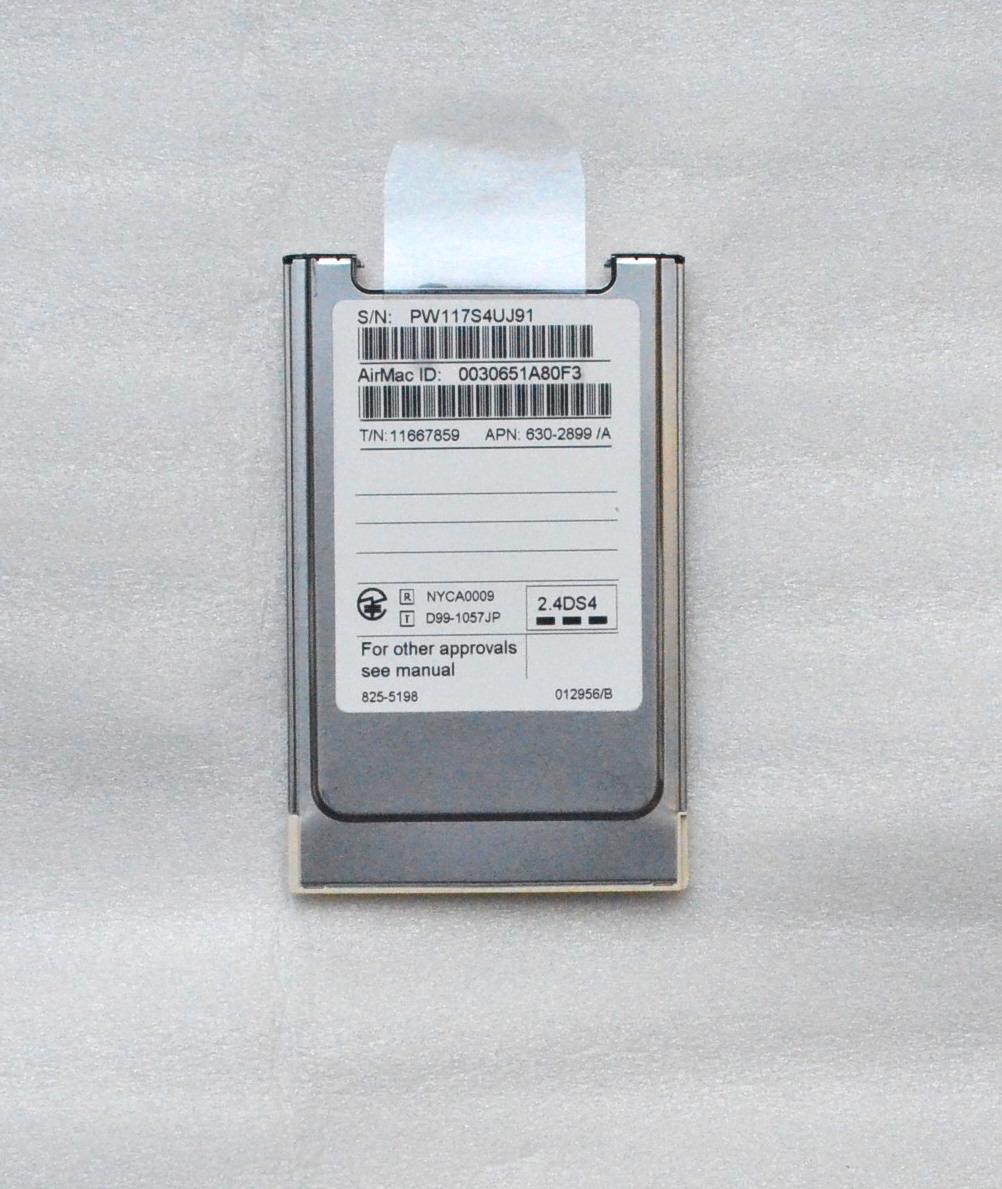 Apple 純正 AirMac 無線 LAN カード 美品 _画像3
