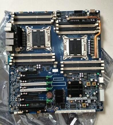 HP Workstation Z820 用 マザーボード rev1.02_画像1