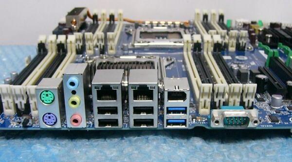 HP Workstation Z820 用 マザーボード rev1.02_画像2