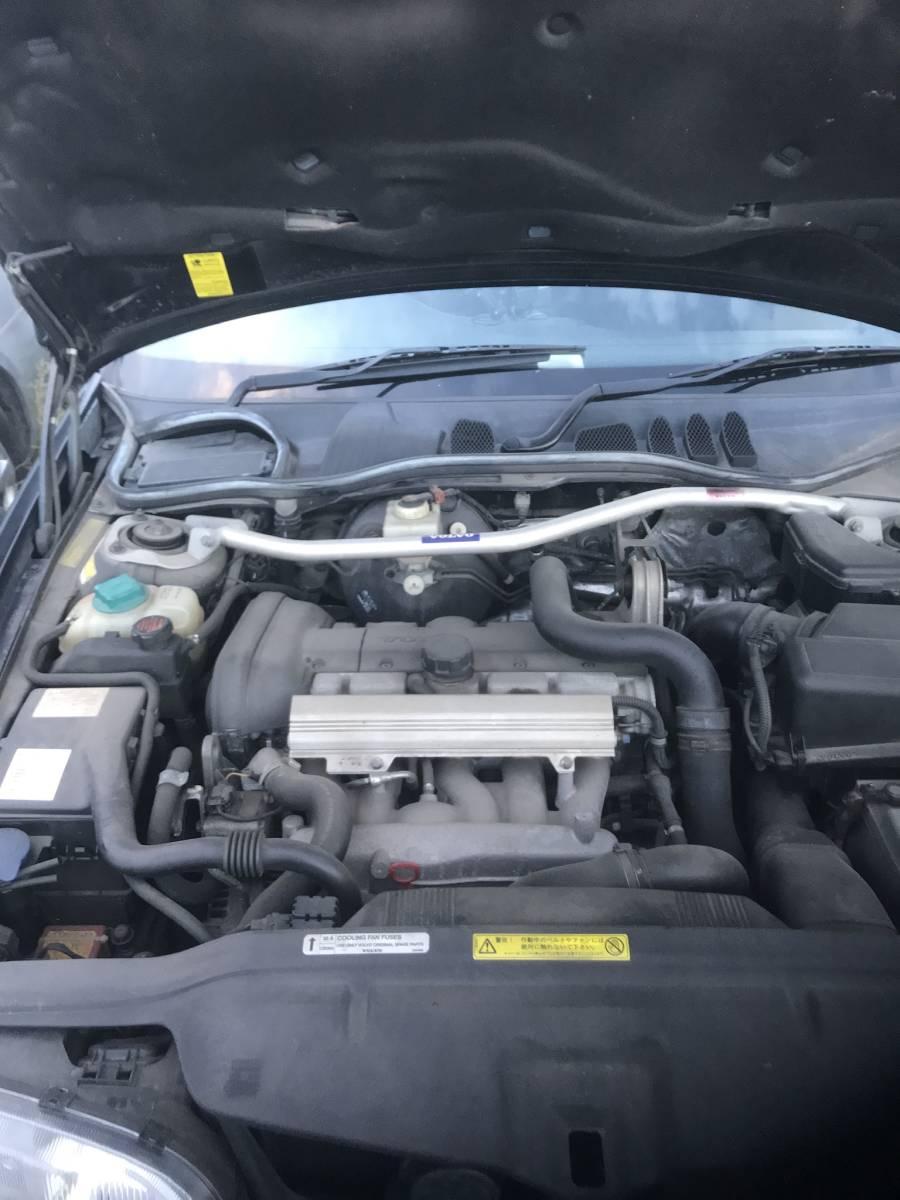 ボルボ V70 T5 1999 パーツバラ売り 実働車_画像2