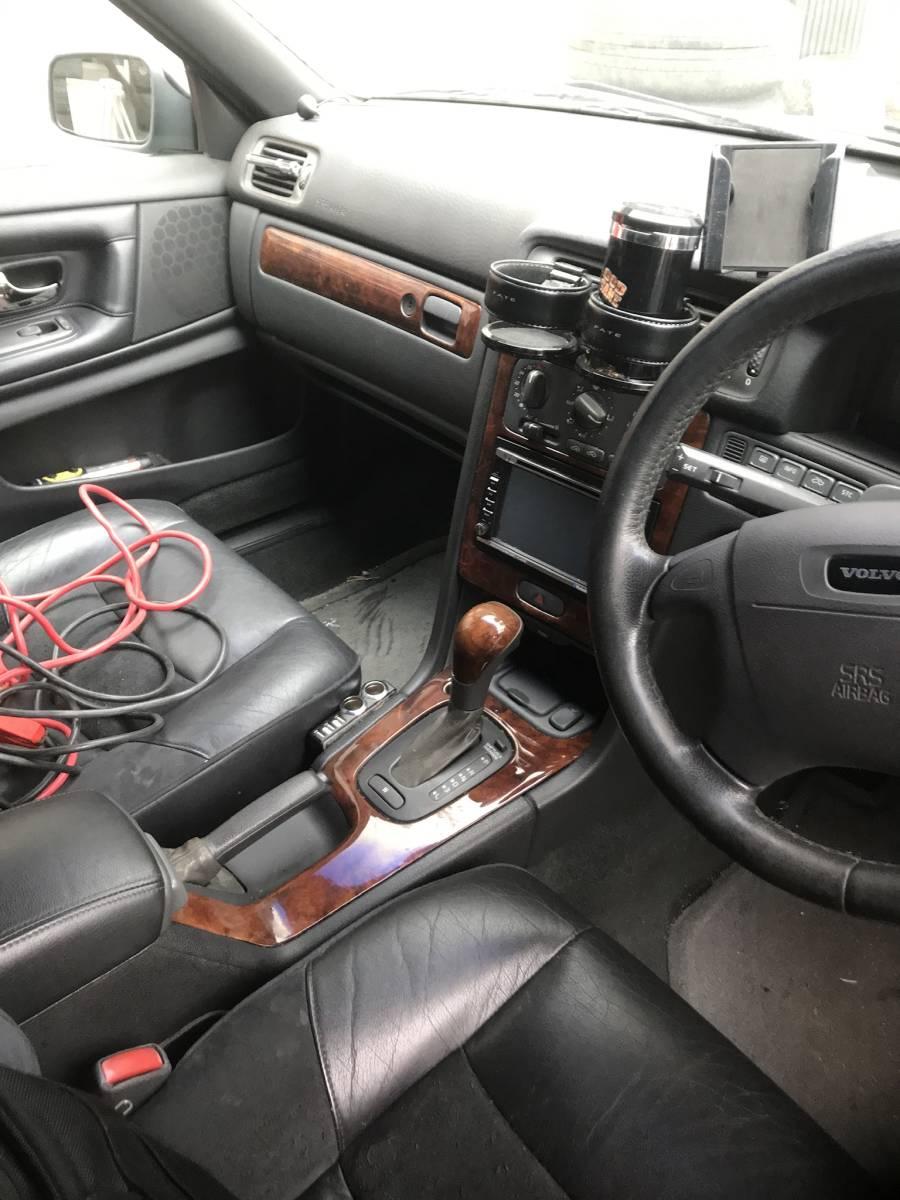 ボルボ V70 T5 1999 パーツバラ売り 実働車_画像6