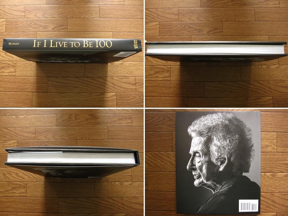 洋書 If I Live to Be 100: The Wisdom of Centenarians / Paul Mobley / ポール・モブリー / ポートレイト_画像3