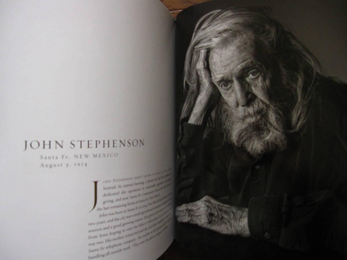 洋書 If I Live to Be 100: The Wisdom of Centenarians / Paul Mobley / ポール・モブリー / ポートレイト_画像2