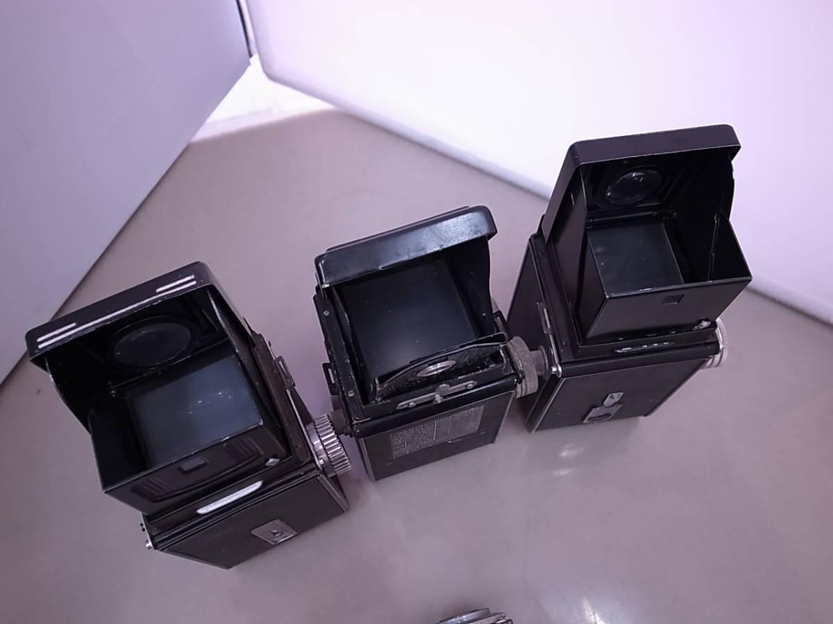 ◆◇1円~二眼レフ カメラなど いろいろまとめて 計4台◇◆_画像8