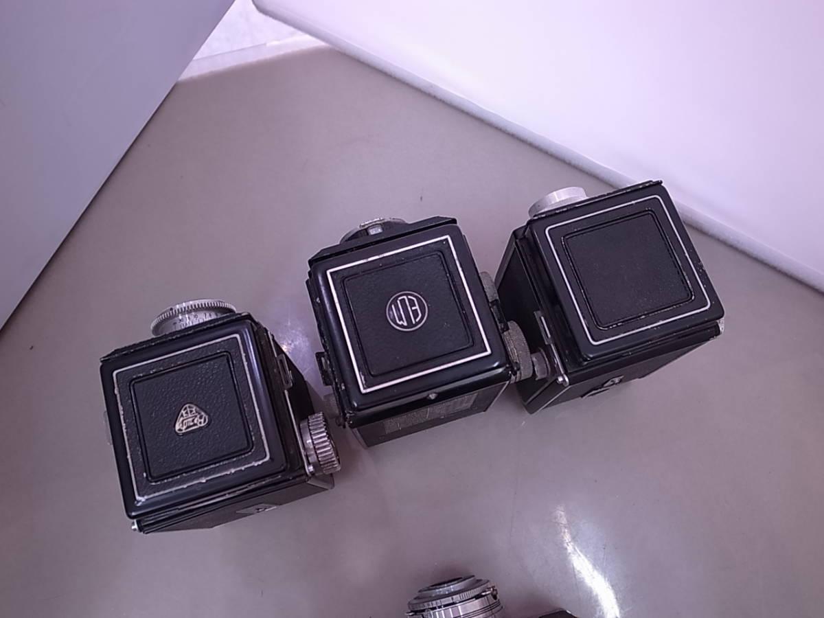 ◆◇1円~二眼レフ カメラなど いろいろまとめて 計4台◇◆_画像9