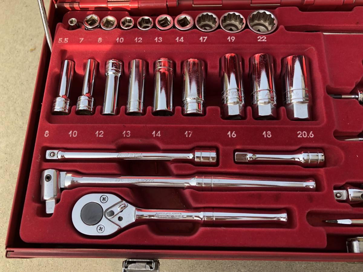 KTC MIRROR TOOL WOODY ミラーツール 工具 system goods システムグッズ_画像3