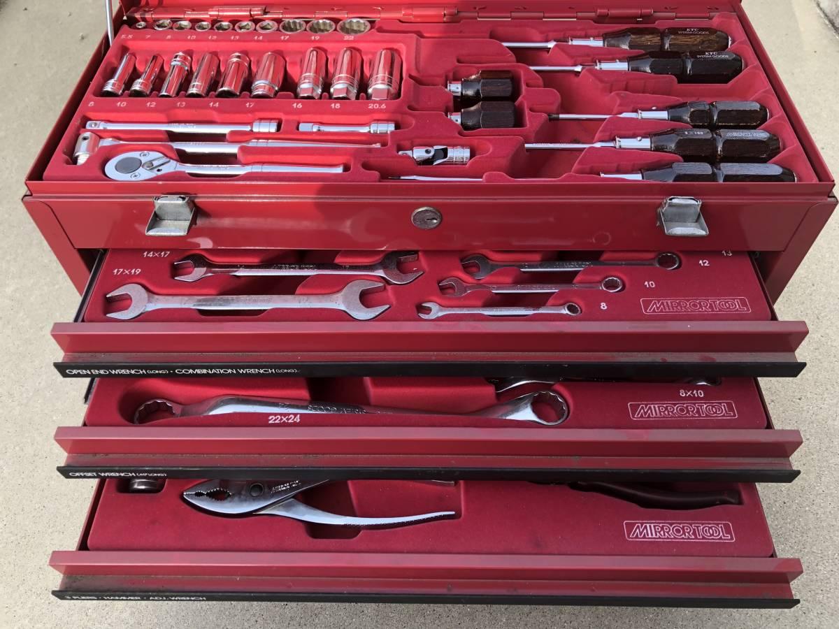 KTC MIRROR TOOL WOODY ミラーツール 工具 system goods システムグッズ_画像10