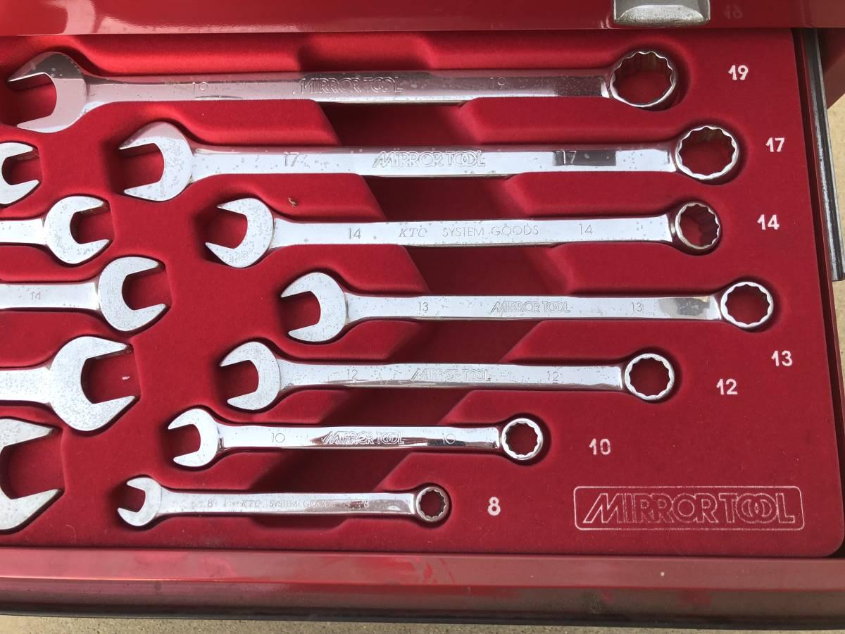 KTC MIRROR TOOL WOODY ミラーツール 工具 system goods システムグッズ_画像5