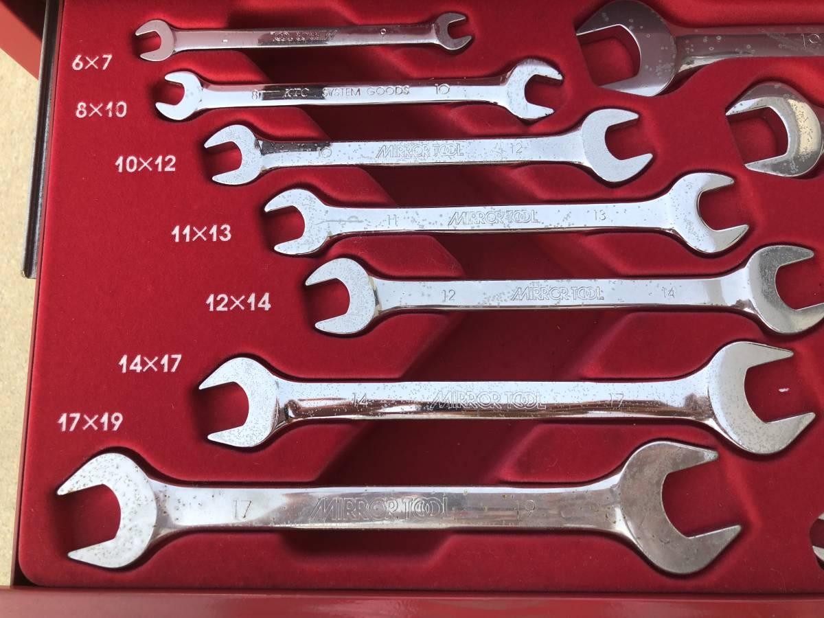 KTC MIRROR TOOL WOODY ミラーツール 工具 system goods システムグッズ_画像4