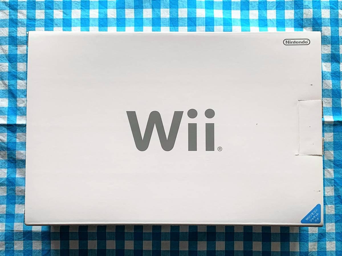 Wii本体 (シロ) 「Wiiリモコンジャケット」同梱 (RVL-S-WD) 【メーカー生産終了】 付属品完備_画像2