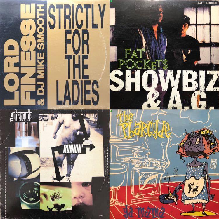 【12 LP】90's HIP HOP CLASSIC 80枚(1箱)セット ヒップホップ クラッシック レコード