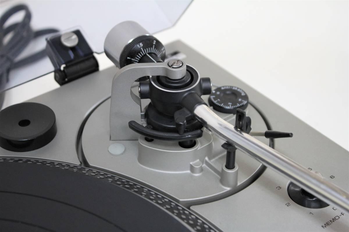Technics テクニクス SL-1600 フルオートDD 整備済み動作良好_画像5