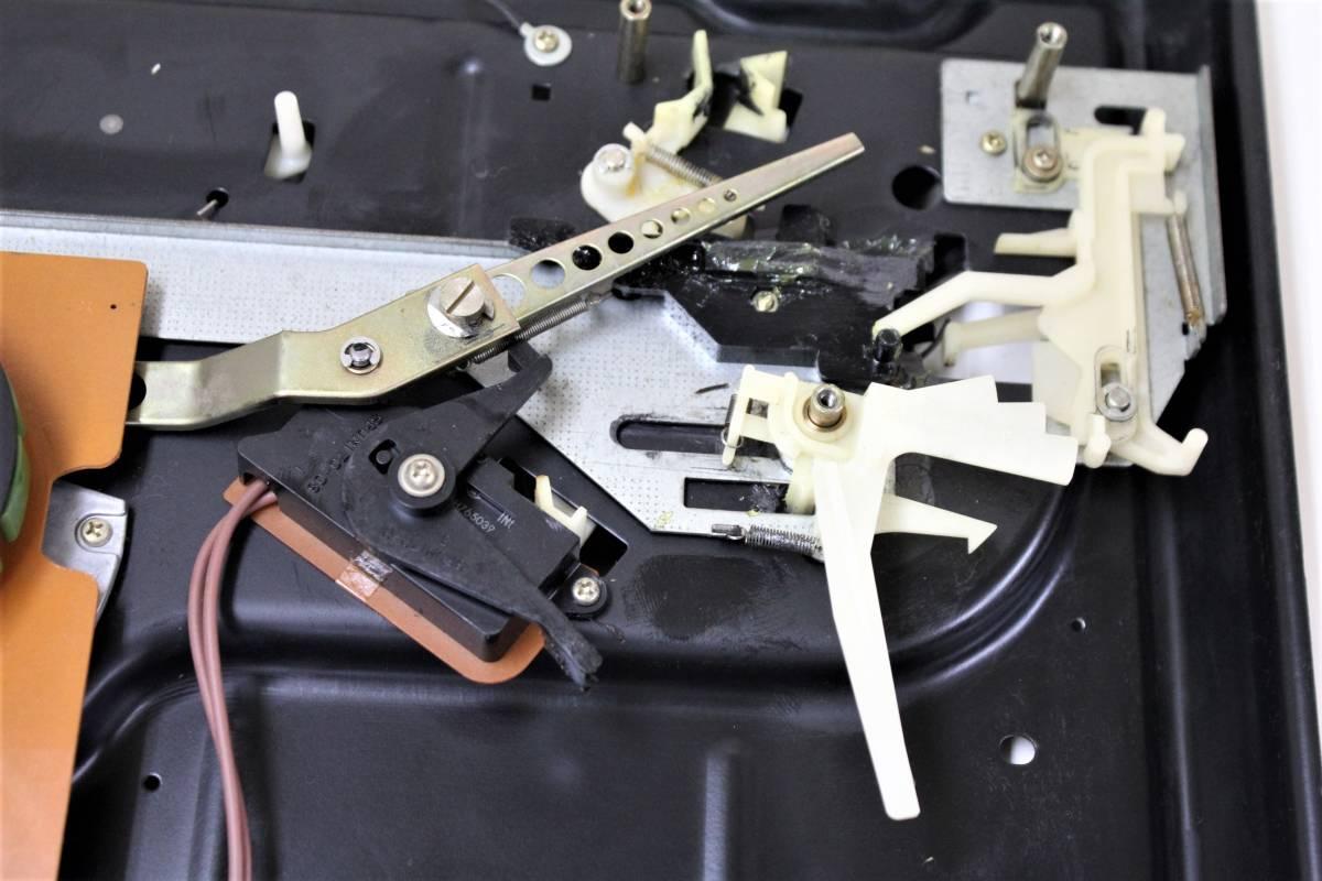Technics テクニクス SL-1600 フルオートDD 整備済み動作良好_画像9