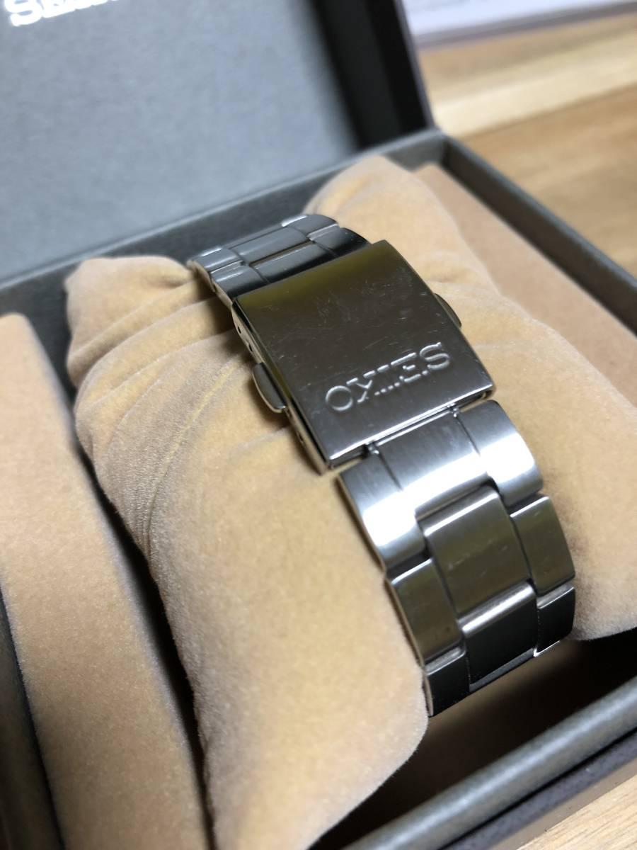 SEIKO セイコー5SPORTS SARZ005 メンズ腕時計 自動巻き_画像6