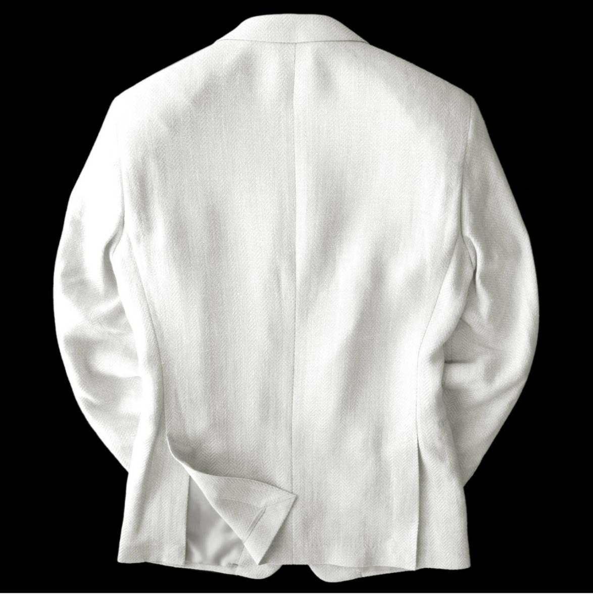 ◆新品 本物◆HUGO BOSS 2釦 ジャケット 14万円 ◆◆ イタリア製 ピアチェンツァ 高級服地使用 ◆◆_画像2
