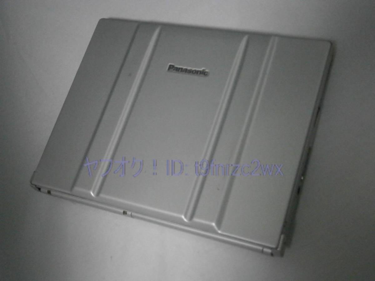 Panasonic Let's note CF-W5 Core 2 Duo U7500/512MB/80GB BIOS起動 12.1型 モバイルノートパソコン ジャンクPC CF-W5AWDPJR③_画像7