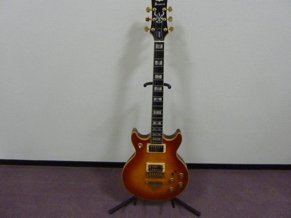 ★楽器★#8351 アイバニーズ Ibanez アーティスト AR300 82年製 エレキギター_画像2