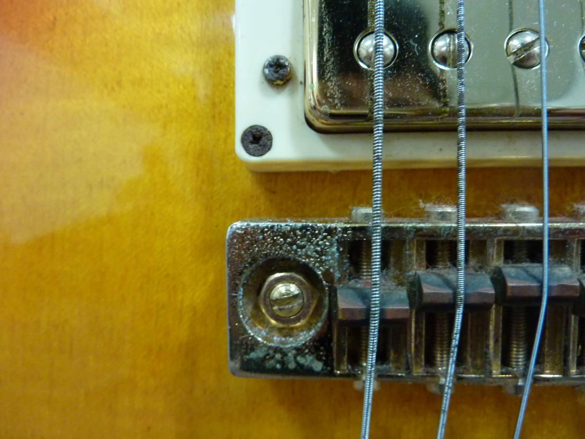 ★楽器★#8351 アイバニーズ Ibanez アーティスト AR300 82年製 エレキギター_画像4
