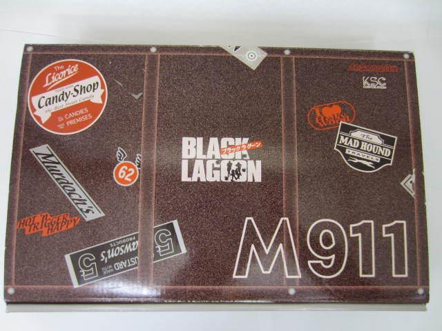 *ガスガン 1000丁限定 M911 ロベルタのハンドガン ブラック・ラグーン KSCコーポレーション_画像1