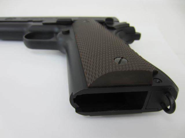 *ガスガン 1000丁限定 M911 ロベルタのハンドガン ブラック・ラグーン KSCコーポレーション_画像5