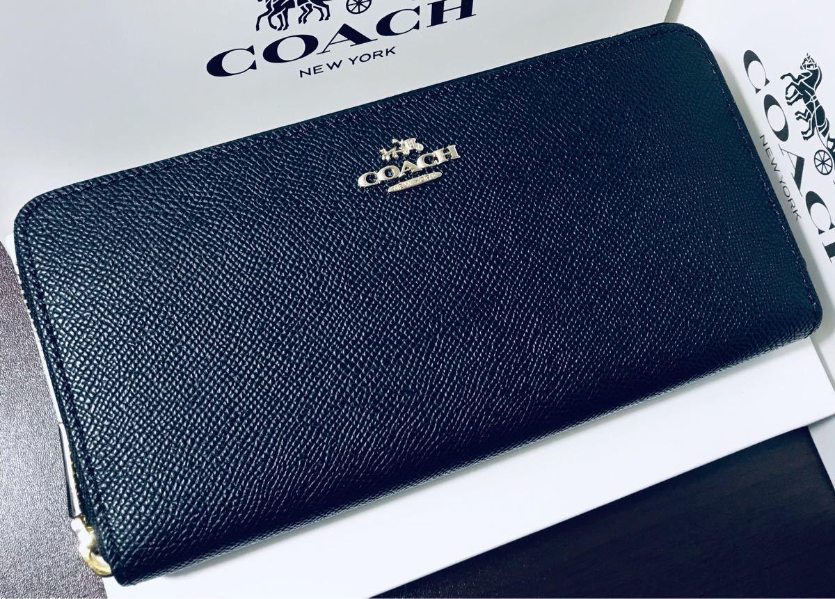 pretty nice 3995f e5216 財布 メンズ 長財布 男女兼用 COACH F52372 コーチ メンズ 人気 ...