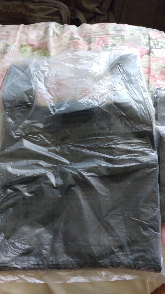 自衛隊 戦闘糧食Ⅱ型 加熱袋のみ 3種類セット 実物 未使用品 _画像2