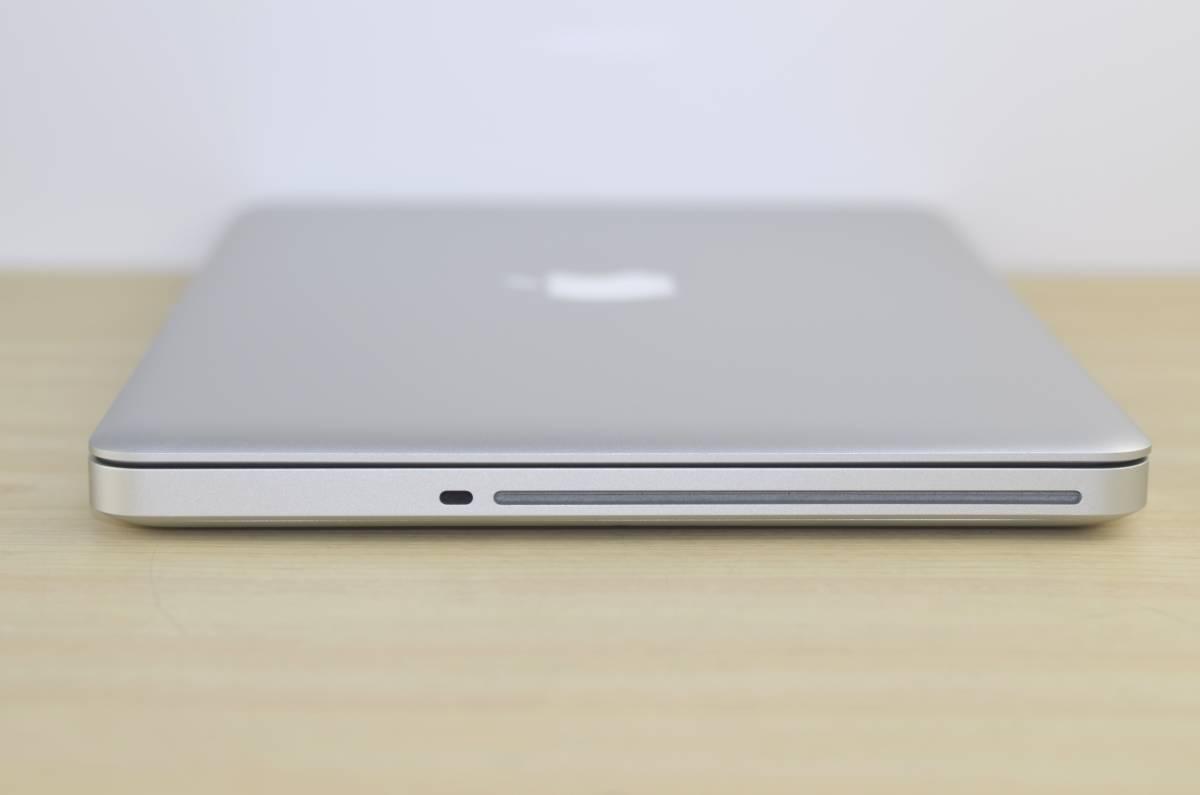 1円~おまけ付き!MacBook Pro (13-inch, Mid 2012)Core i5 メモリ:4GB HDD:500GB MD101J/A 充放電回数:24回 Magic Mouse付!転売OK_画像8