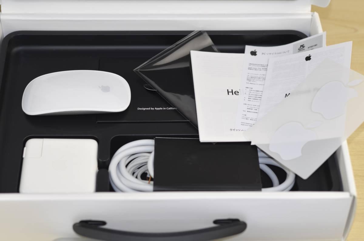 1円~おまけ付き!MacBook Pro (13-inch, Mid 2012)Core i5 メモリ:4GB HDD:500GB MD101J/A 充放電回数:24回 Magic Mouse付!転売OK_画像10