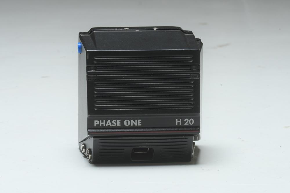 中古 phase one H20 スクエア 1600万画素 ショット数約95000