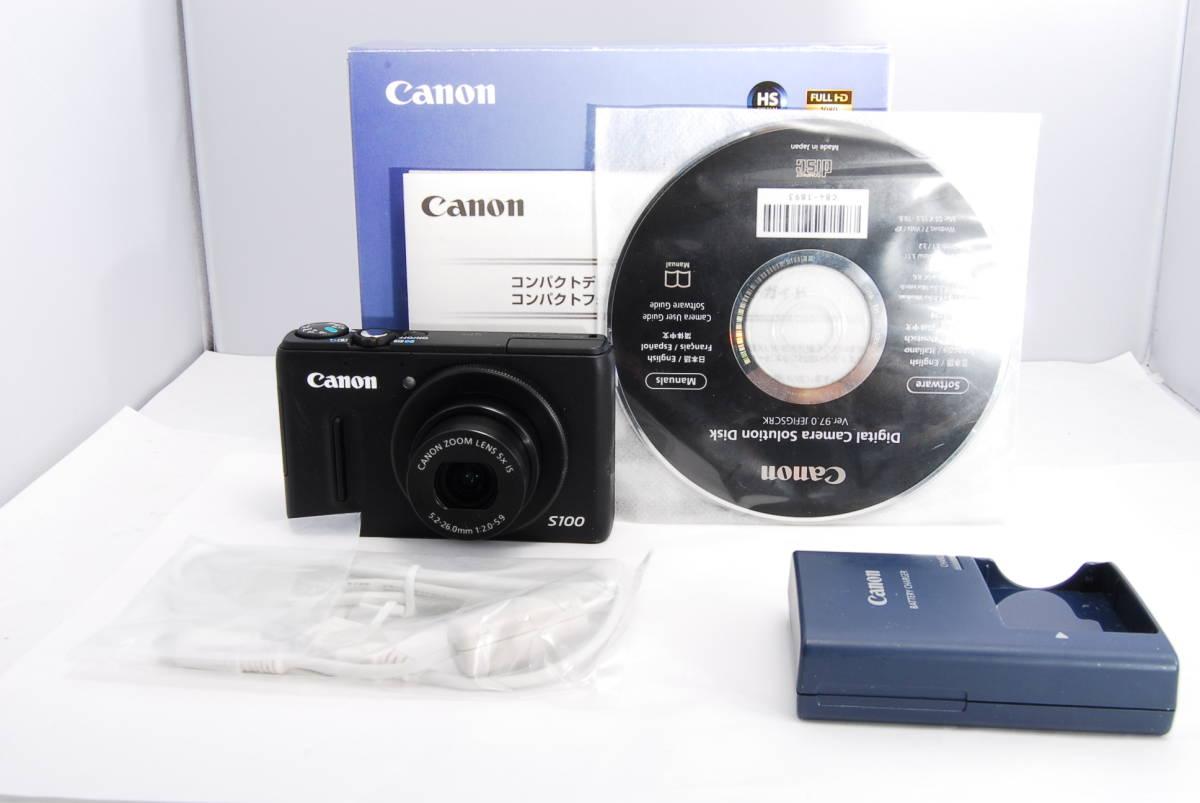 〓人気カメラ〓キヤノン Canon PowerShot S100