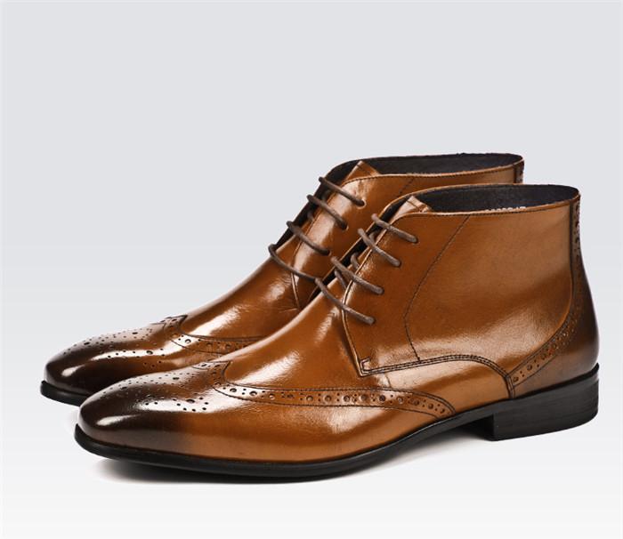 国内希少!高級感満載 総本革レザーマーティンブーツメンズ靴ショートブーツ 貴重品牛革紳士ビジネスシューズ 革靴サイズ選択可