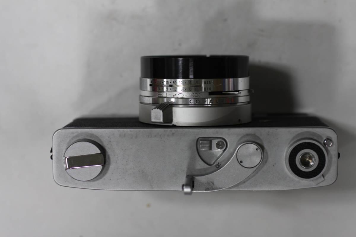 キヤノン キャノネット 45mmf1.9_画像5