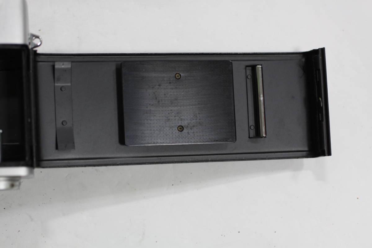 キヤノン キャノネット 45mmf1.9_画像7