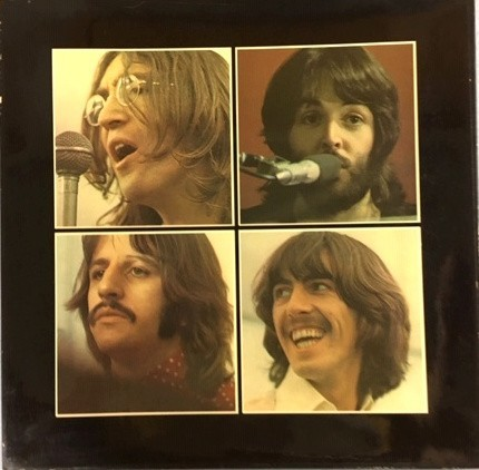 【 UK BOX 】The Beatles / Let It Be【w/Get Back Book】