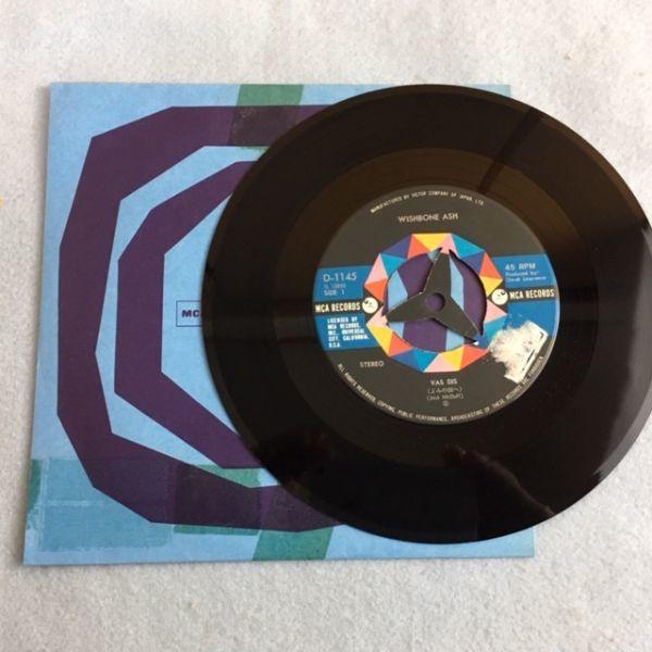 【国内盤】ウイッシュボーン・アッシュ / よみの国へ【EP】Wishbone Ash / Vas Dis_画像4
