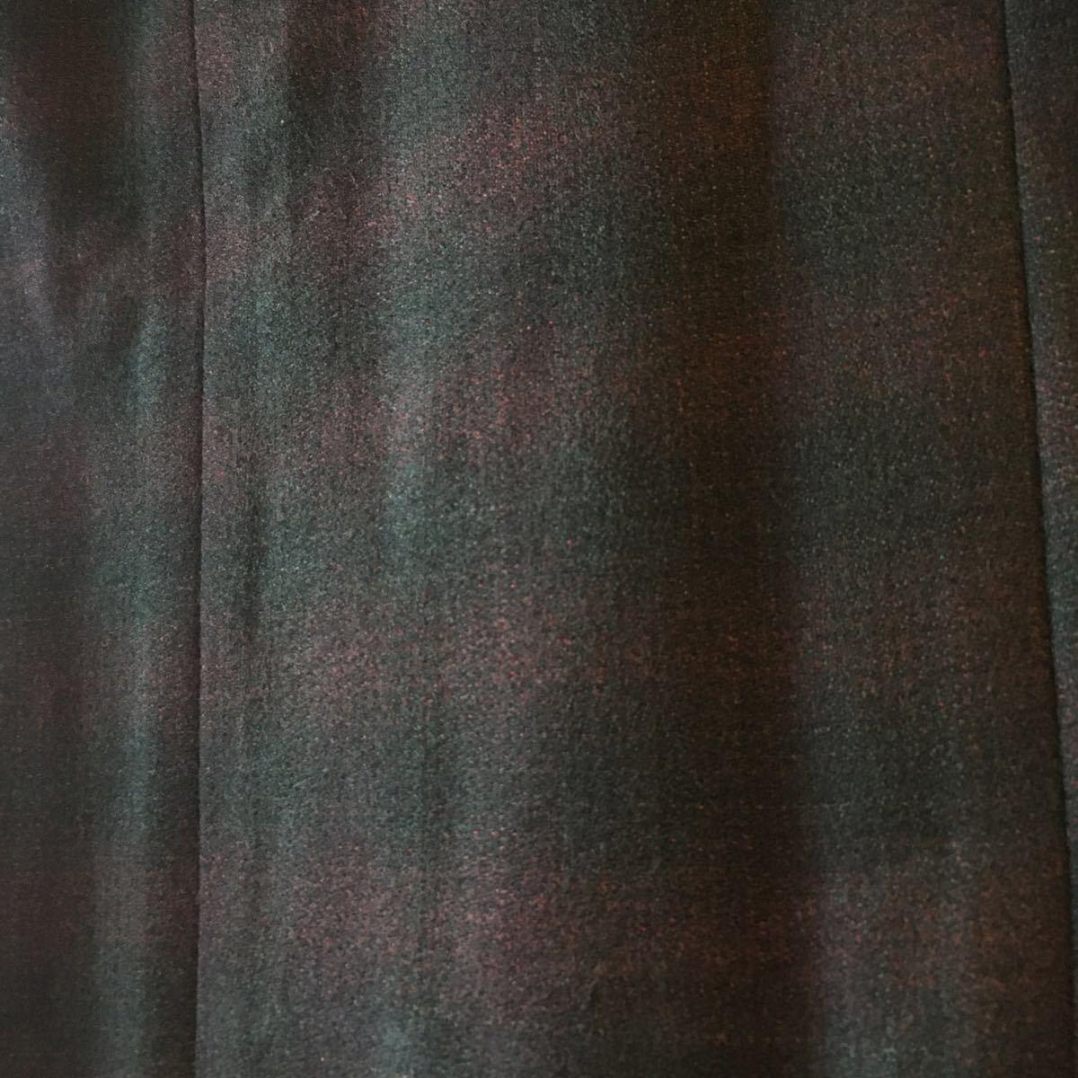 1960's オンブレ ビンテージ テーラードジャケット HAMPTON HEATH シャドーチェック モッズ アイビー UK 黒 ブラック 50s 70s_画像9