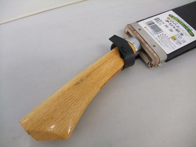 切れるよころび  片刃鉈 鋼付 ナタ なた 165mm ケース付  日本仕上げ_画像2