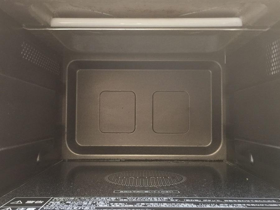 【送料無料1円~】オーブンレンジ パナソニックPanasonic NE-MS231 15年製 白 A412-7_画像6