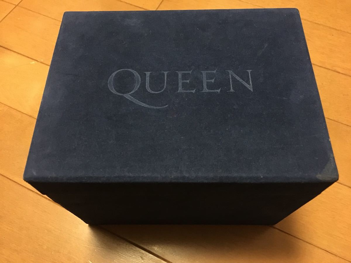 Queen The Crown Jewels: 25th Anniversary Boxed Set (輸入盤 紙ジャケットCD8枚) クイーン ボックスセット CD8枚組_画像1