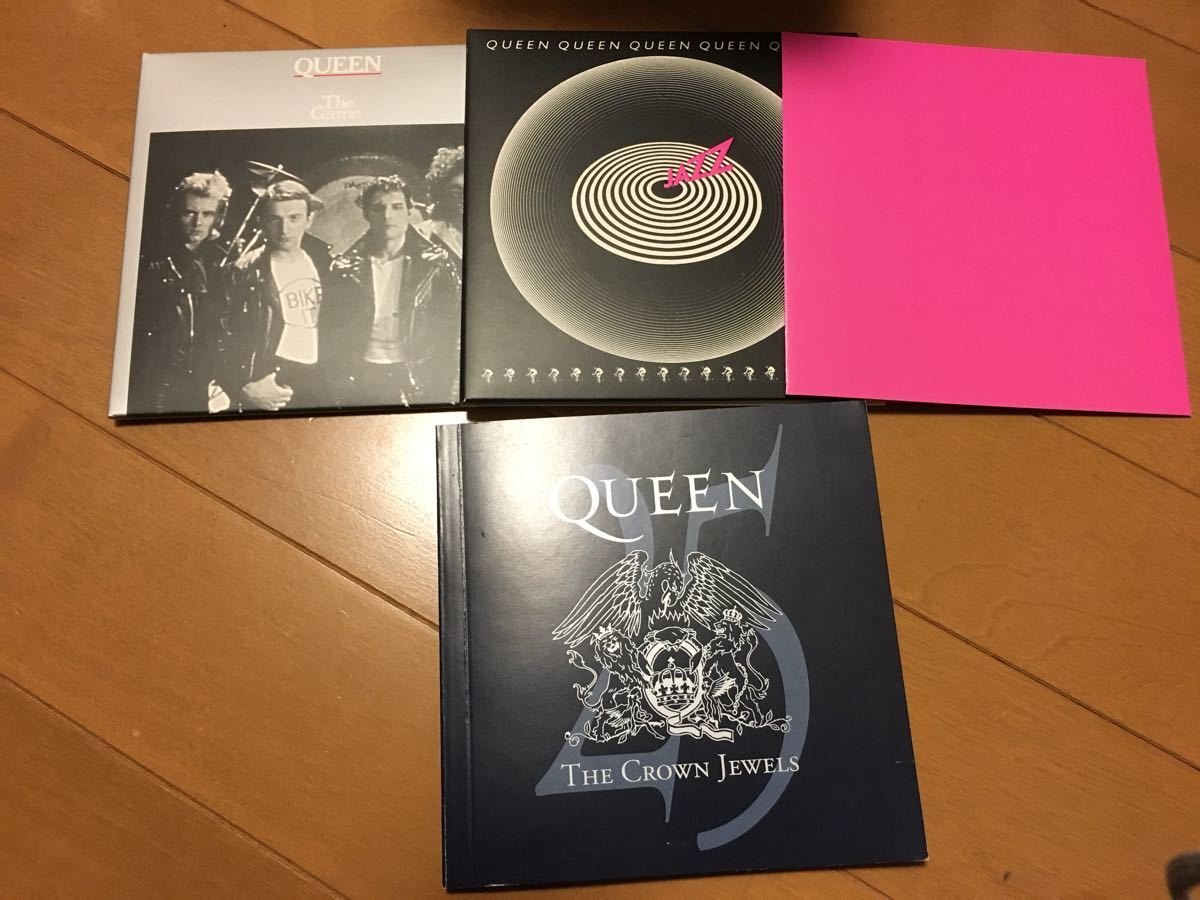 Queen The Crown Jewels: 25th Anniversary Boxed Set (輸入盤 紙ジャケットCD8枚) クイーン ボックスセット CD8枚組_画像3