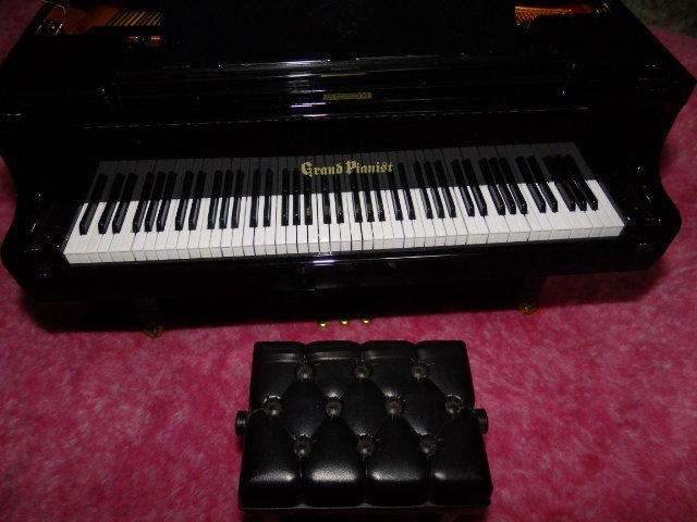 SEGA TOYS【Grand Pianist】セガトイズ グランドピアニスト グランドピアノ 自動演奏 動作確認済み_画像2