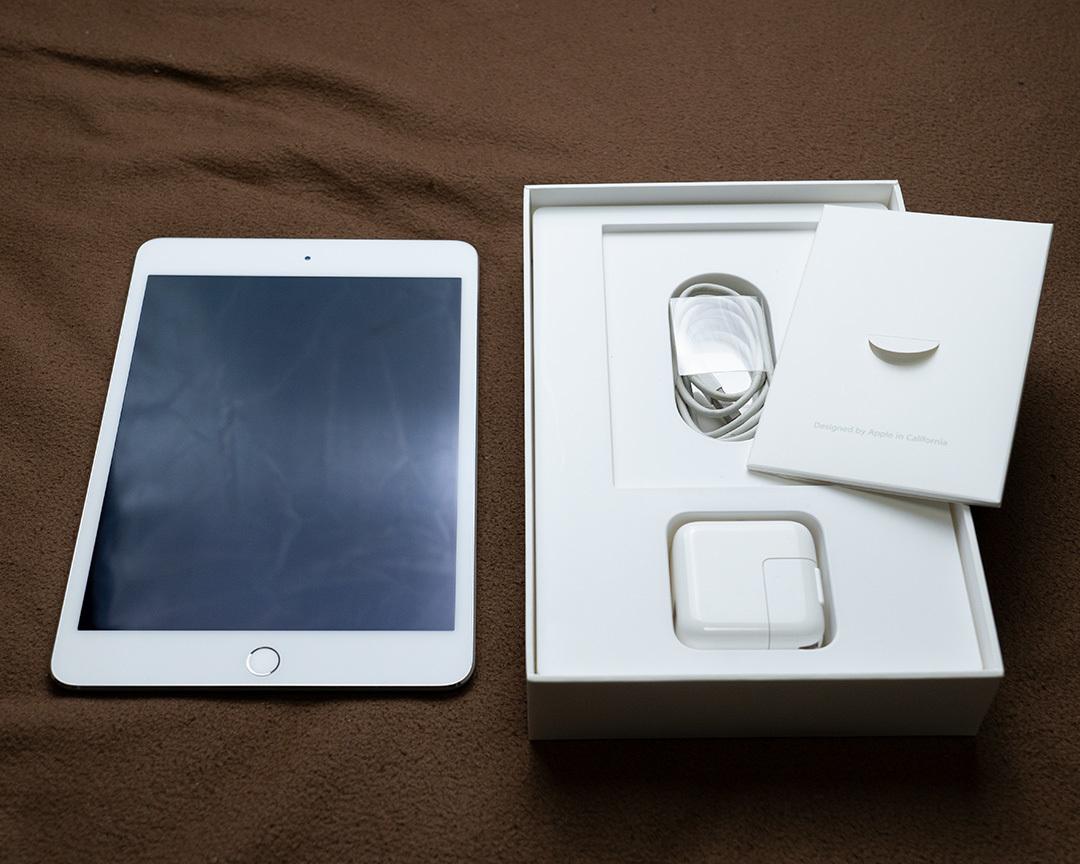 Apple iPad mini4 32GB 【シルバー】 Wi-Fiモデル_画像3