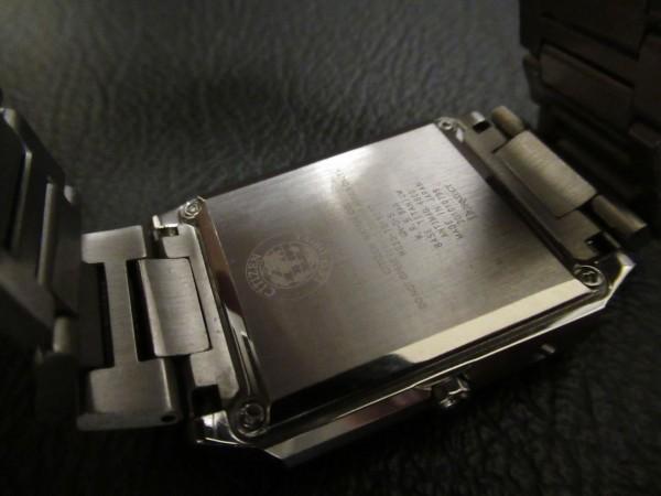 シチズン エクシード エコドライブ AT5000-58B 美品(商品説明確認要) チタン 電波 ソーラー 定価100,000円(税抜)_画像7