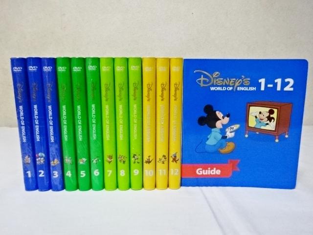最新 全て・新品・未使用・未開封 DWE ディズニー英語システム ストレートプレイ DVD 字幕表示機能 Play all songs機能 最新の子役