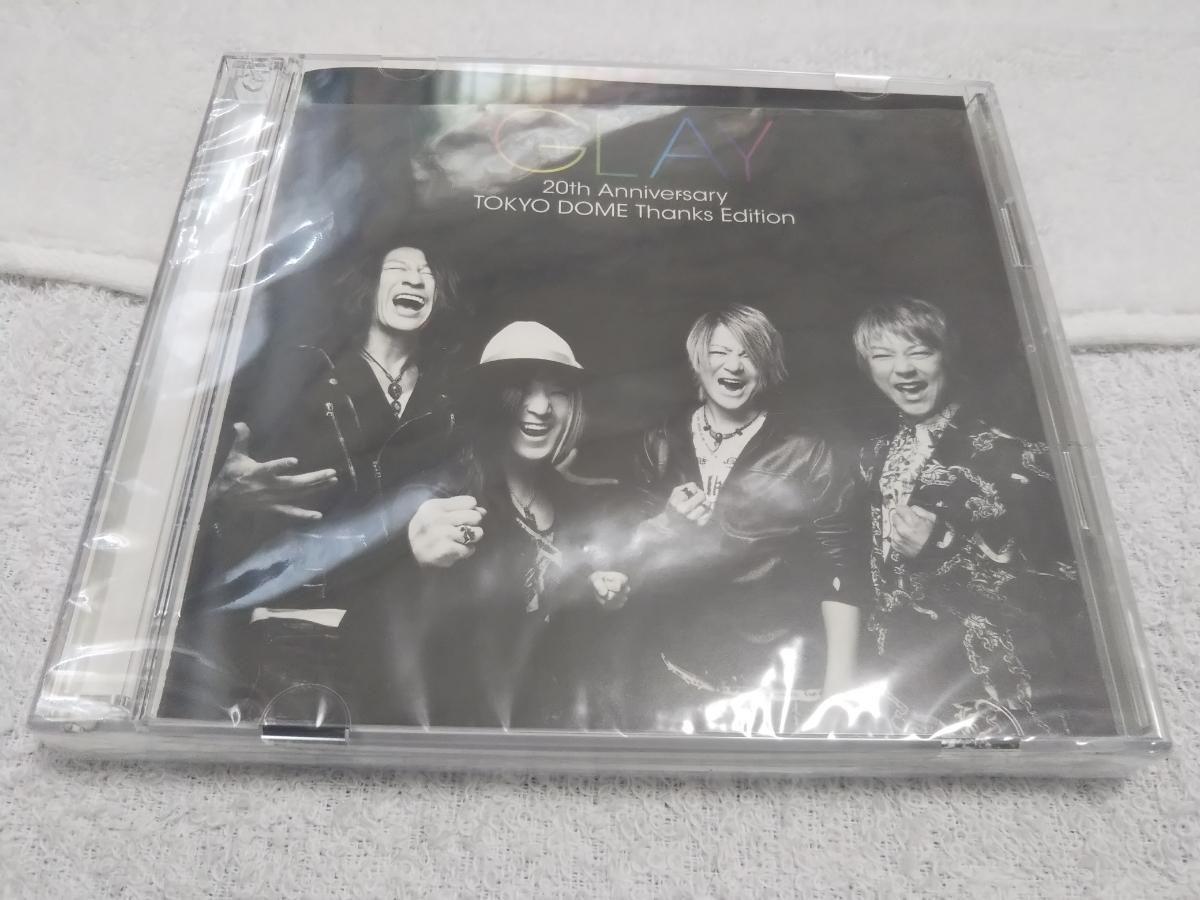 GLAY 20th Anniversary TOKYO DOME Thanks Edition グレイ 20周年 東京ドーム 非売品_画像10