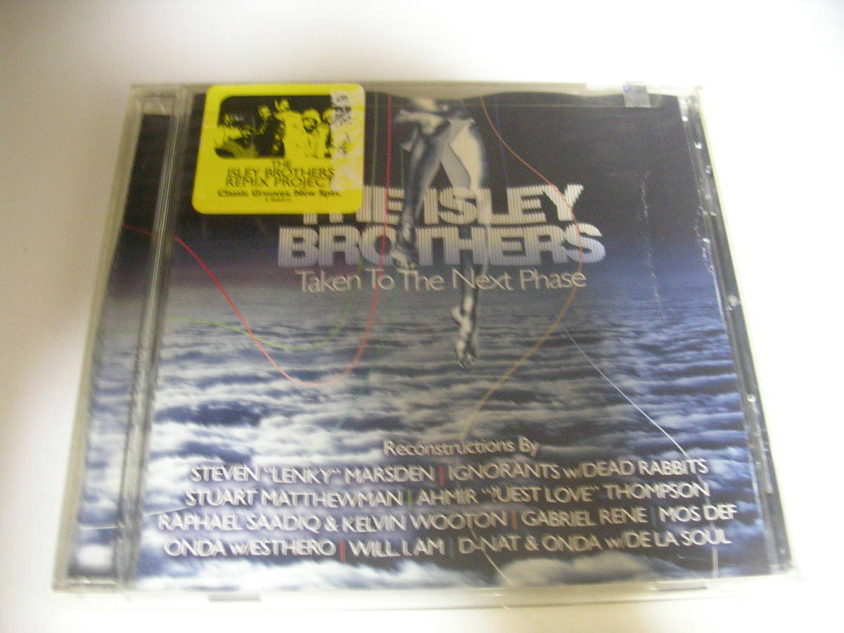 isley brothers / taken to the next phase / ?uest love / de la soul / raphael saadiq / mos def /CD_画像1